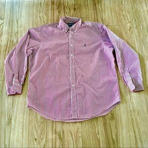 Ralph Lauren XXL Button Down Mens Shirt